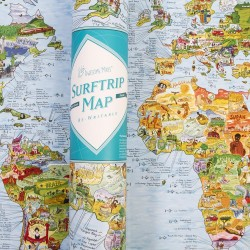 AWESOME MAPS SURFTRIP